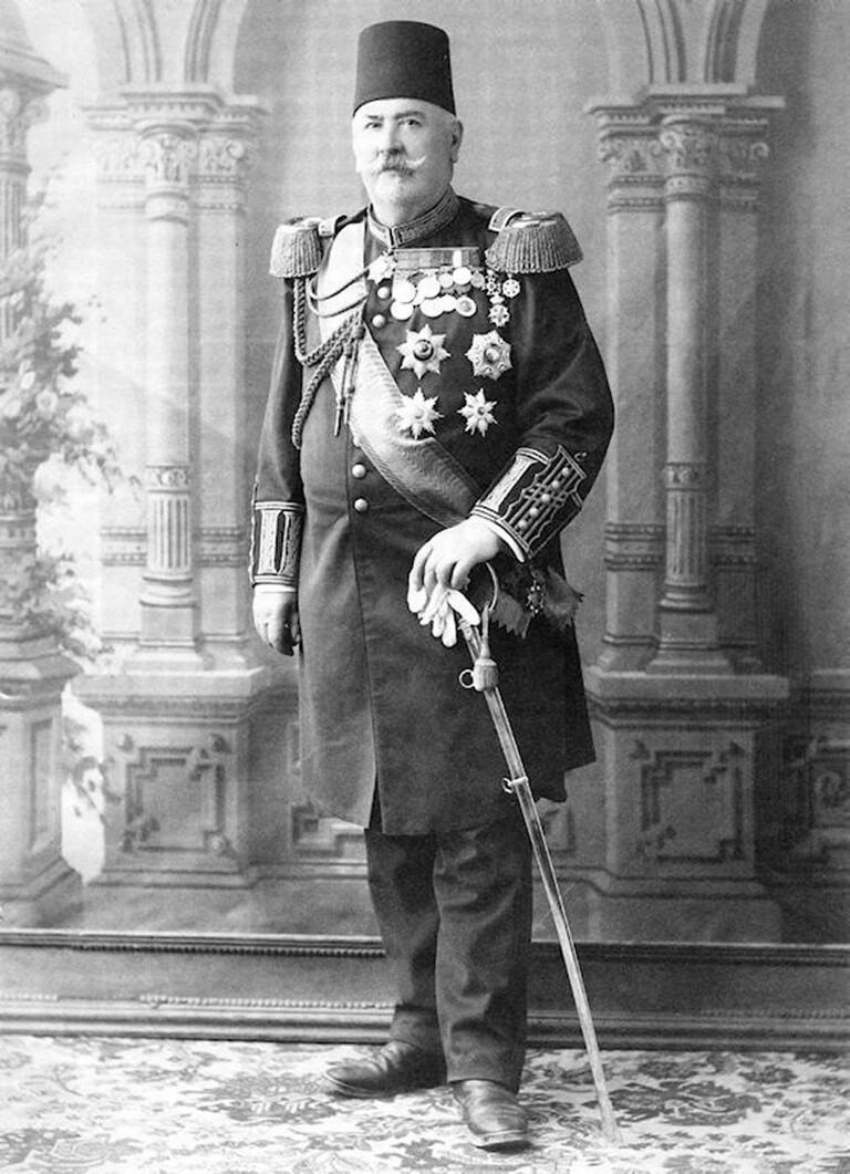 Széchenyi Ödön, a világ egyetlen keresztény pasája, a magyar ...