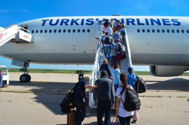 Turkish Airlines plane leaves Morocco after controls