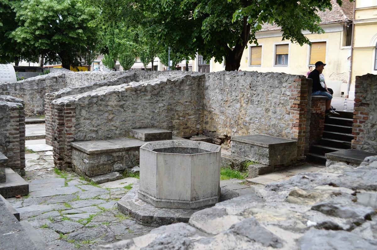 Hideg, meleg víz és masszázs várta a fürdővendégeket a török korban